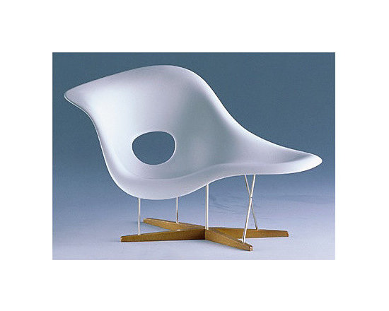 Vitra Miniature - Eames® La Chaise - Design Within Reach -