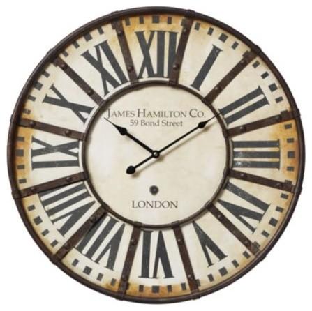 James Hamilton Clock modern-clocks