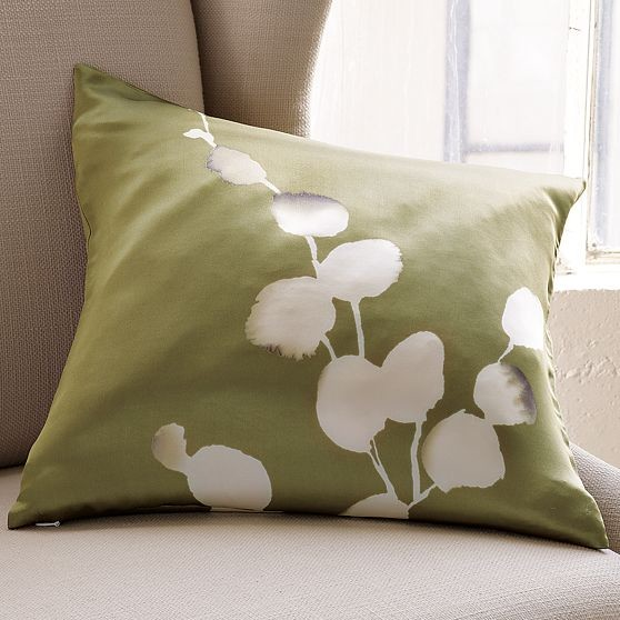 Decorative Pillows At West Elm : New Solarized Pillow Cover - Modern - Pillows - by West Elm