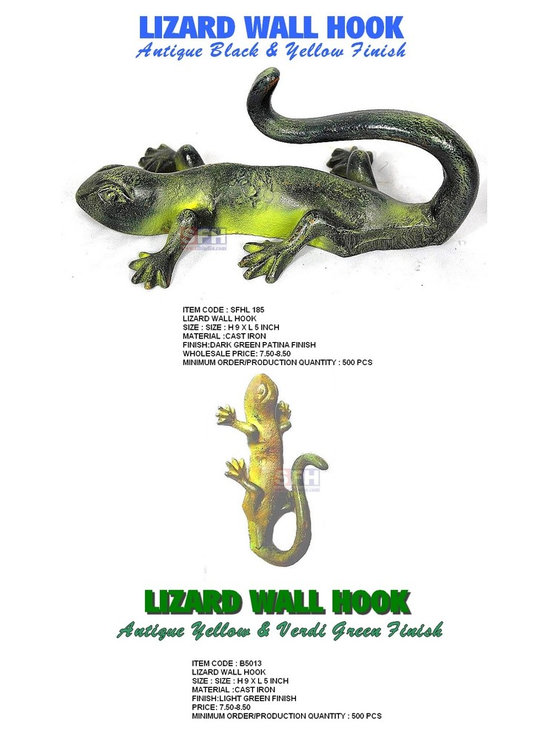 Animals Wall Hooks - The basic function of wall hooks is to keep coats neat and tidy when you are not wearing them. It helps to keep office and work places neat and clean.