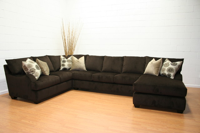 Custom Sofas & Sectionals - Contemporary - Sectional Sofas - san diego ...