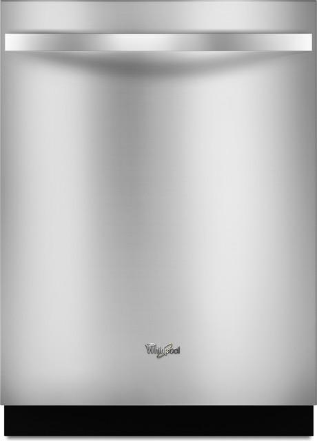 Countertop Dishwasher Whirlpool : Whirlpool Dishwasher - Contemporary - Dishwashers - by Whirlpool