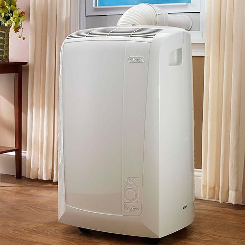Delonghi pingino portable air conditioner traditional for Window unit air conditioner malaysia