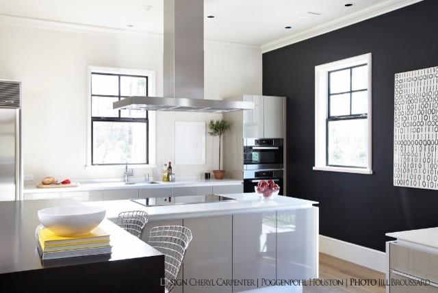 East Shore - Woodlands transitional-kitchen