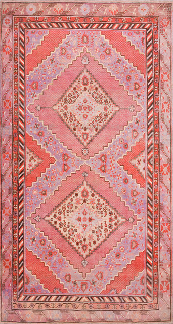 Antique Khotan Rugs asian-carpet-tiles
