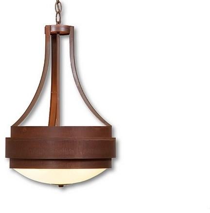 rustic northridge foyer chandelier small eclectic