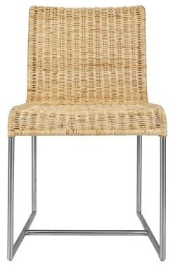 Supper Side Chair - Natural modern-dining-chairs