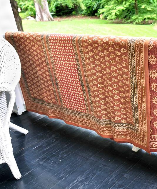 Bali Batik Tablecloth