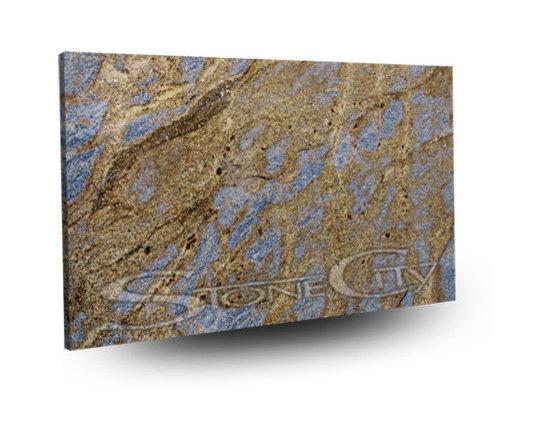Summer Light Granite Slab -