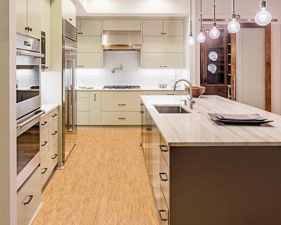 Ripple Forna Cork Flooring -