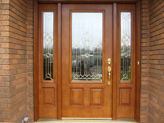 Products & Services contemporary-front-doors