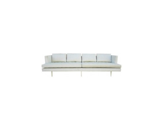 Eco Friendly Furnture and Lighting - Sofa designed by Edward Wormley for Dunbar