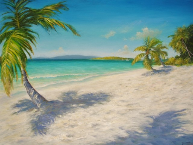 Famous Seashore Paintings