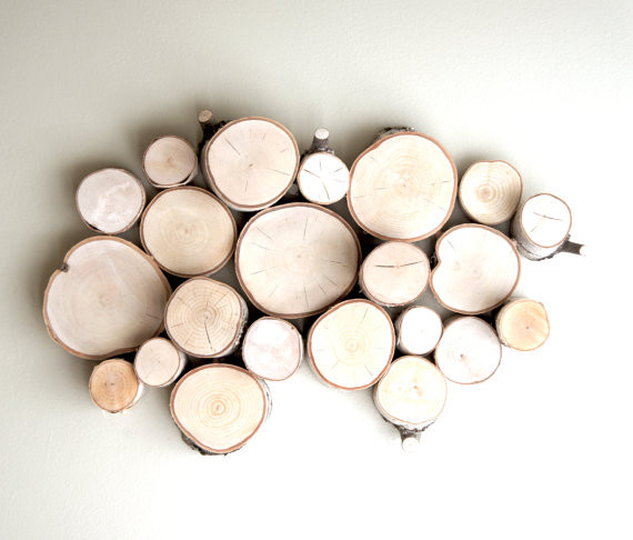 White Birch Wall Art by Urban+Forest eclectic-artwork