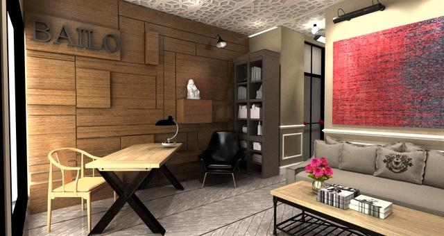 BAILO HOTEL contemporary-rendering