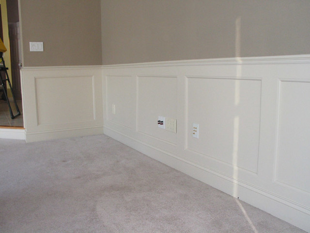 Recessed panel Wainscoting - Traditional - new york - by JL Molding ...