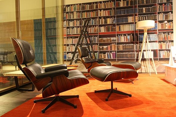 Mid century modern furniture midcentury home office for Mid century modern furniture new york