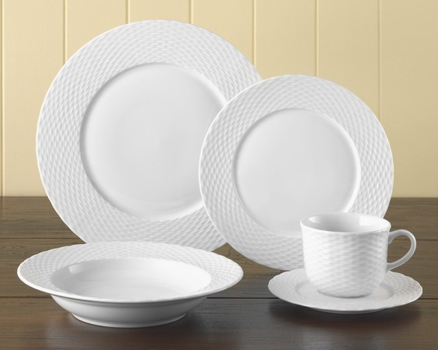 contemporary dinnerware by Williams-Sonoma