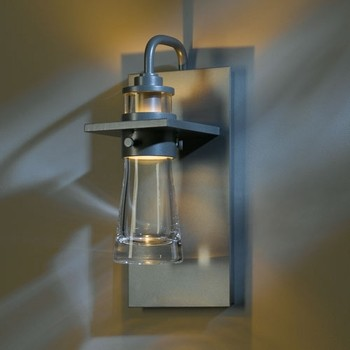 Hubbardton Forge   Erlenmeyer Medium Outdoor Wall Sconce modern-outdoor-lighting