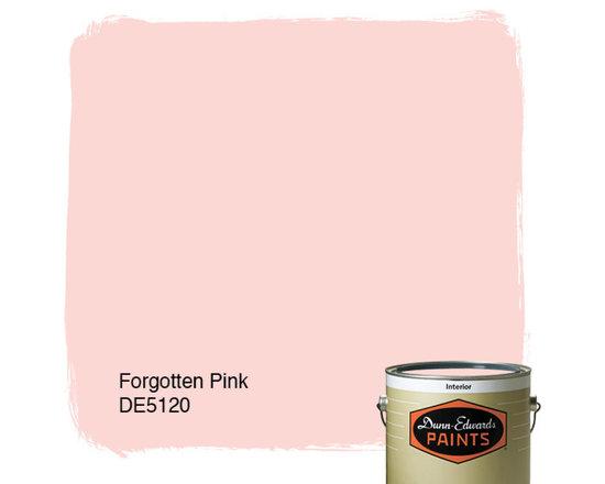 Dunn-Edwards Paints Forgotten Pink DE5120 -