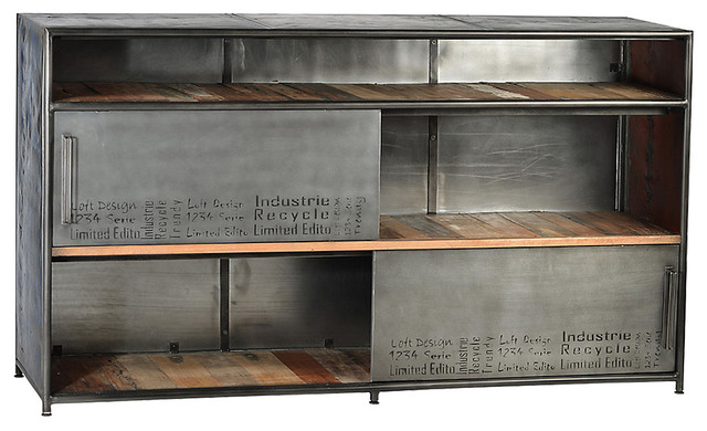 Industrial Buffets And Sideboards Jpg