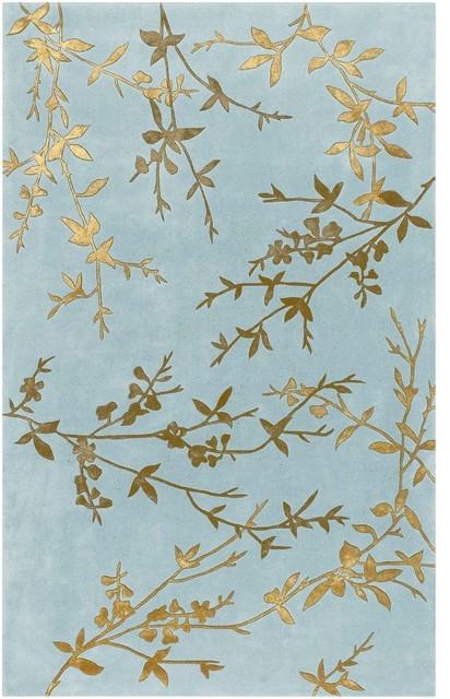 Surya TAM1000-811 Tamira Transitional Hand Tufted Wool Rug transitional-rugs