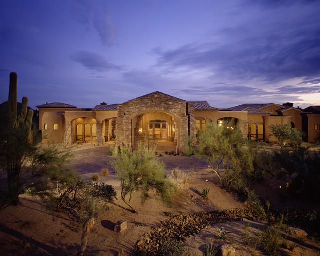 Designed and Constructed by Fratantoni Luxury Estates mediterranean-exterior