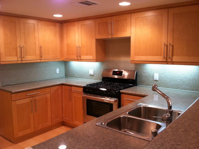 Tremont Condos traditional-kitchen