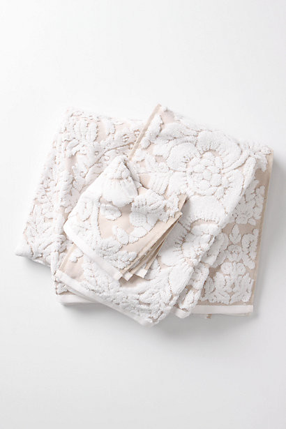 modern towels by Anthropologie