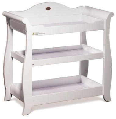 Boori Country Sleigh Changing Table Modern Changing Boori Sleigh Change  Table