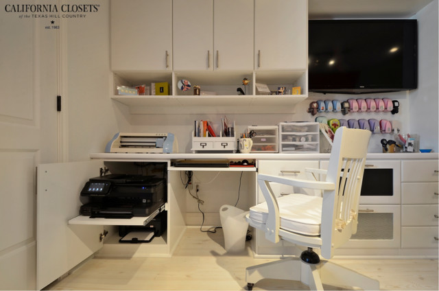 High Class Craft Studio contemporary-home-office