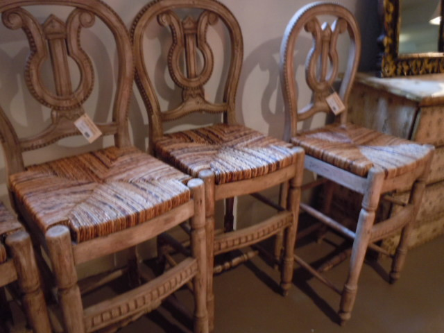 White wash teak bar stools original designs from texas