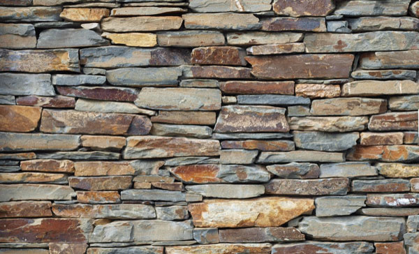 Yosemite Slate Stacked Stone Veneer Siding And Stone Veneer