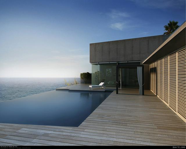 external contemporary-rendering