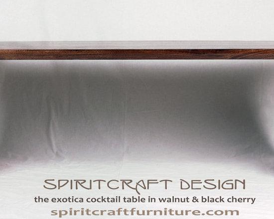 Spiritcraft Design - Exotica Solid Hardwood Furniture by Spiritcraft Design -