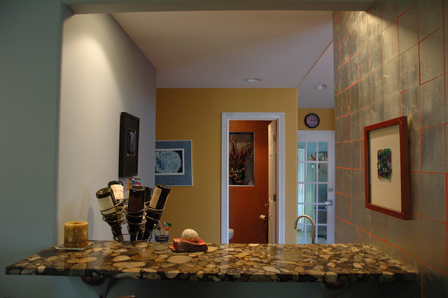 Kitchen Remodel Before and After contemporary