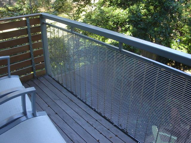 Child Safe Balcony Railing
