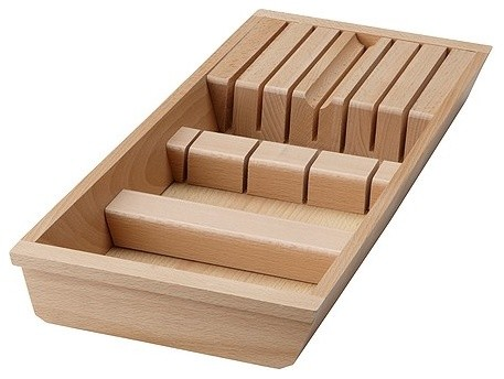 rationell knife tray contemporary kitchen drawer organizers by ikea. Black Bedroom Furniture Sets. Home Design Ideas