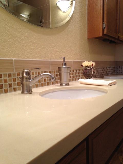 Del Monte Residence contemporary-bathroom