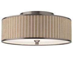 Haberdasher Flushmount contemporary-ceiling-lighting
