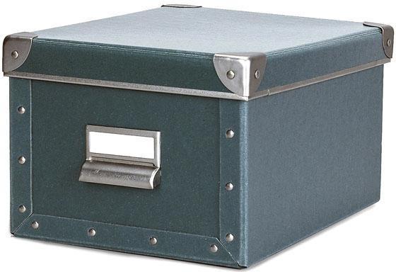 Cargo Naturals Media Box traditional-media-storage
