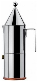 Alessi La Conica Miniature Espresso Coffee Maker modern coffee makers and tea kettles