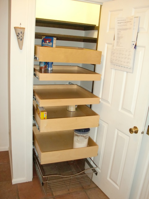 pull out pantry shelves pantry cabinets boston by. Black Bedroom Furniture Sets. Home Design Ideas