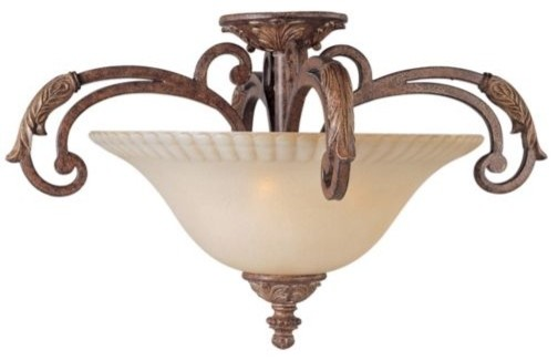 Beaumont Semi-Flushmount traditional-ceiling-lighting