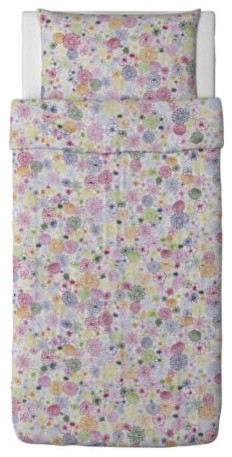 RENATE FLORA Duvet cover and pillowcase(s) modern-duvet-covers-and-duvet-sets