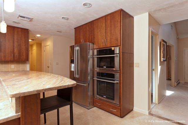 Kitchen Remodels by DJ's Home Improvements traditional-kitchen