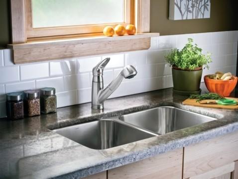 Moen Kitchen Faucet Low Lead Single Handle Adler