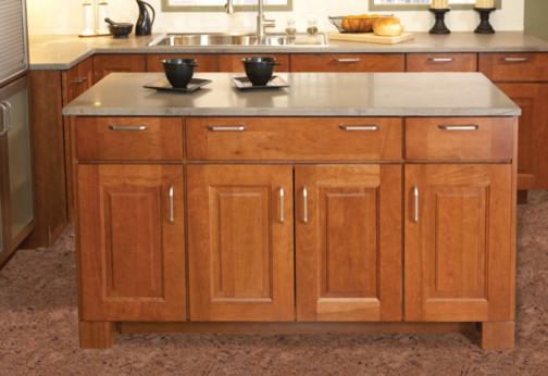 Islands by Wellborn Cabinet, Inc. - other metro - by ...