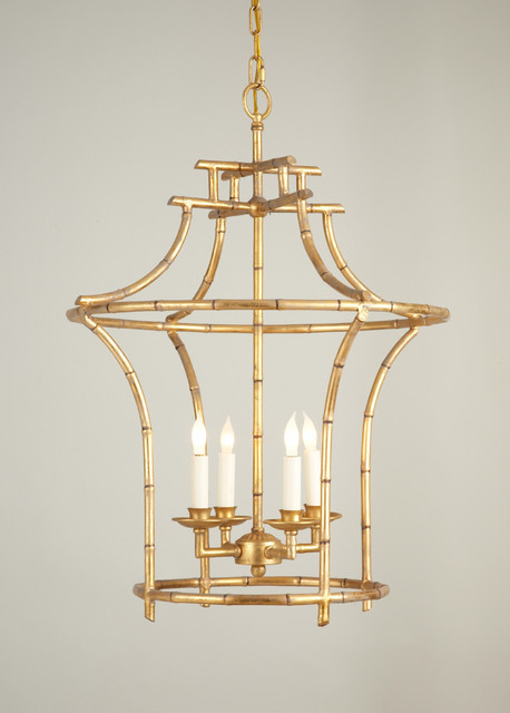 Chelsea House 68030 Bamboo Mini Chandelier contemporary chandeliers
