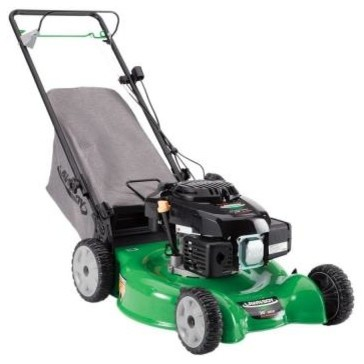 Lawn-Boy Lawn Mower. 20 in. Kohler Self-Propelled Gas Mower with Timeout Blade S contemporary-patio-furniture-and-outdoor-furniture
